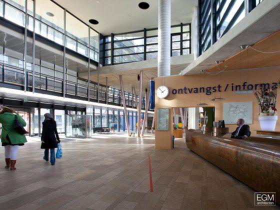 Afbeeldingsresultaat voor centrale hal WKz Utrecht