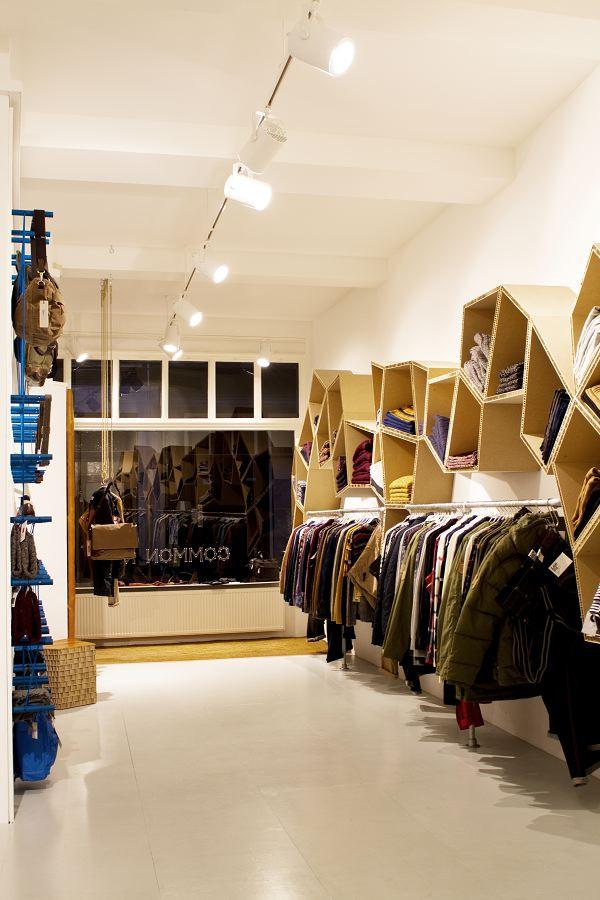 Winkel common kin in den haag de architect for Interieur winkel den haag