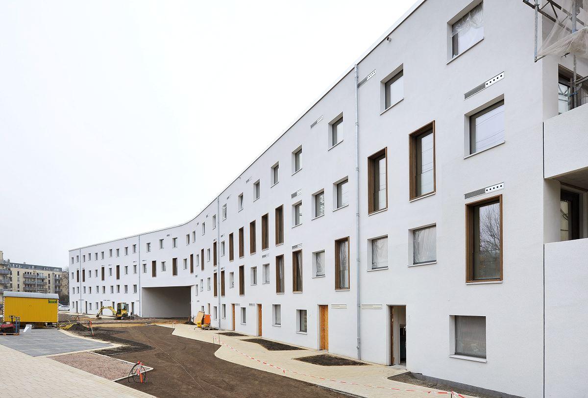woningbouw in hamburg de architect. Black Bedroom Furniture Sets. Home Design Ideas