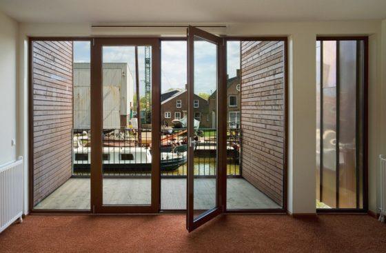 Woningen in vreeswijk door bakers architecten 2 560x367
