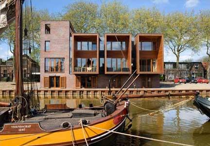Woningen in vreeswijk door bakers architecten 3