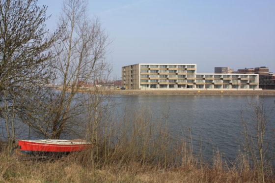 Woonblok op ijburg amsterdam 0 560x372