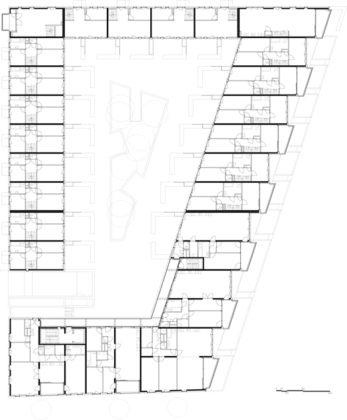 Woonblok op ijburg amsterdam 15 347x420