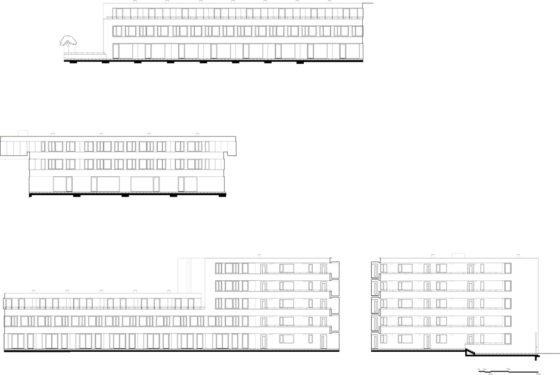 Woonblok op ijburg amsterdam 17 560x375