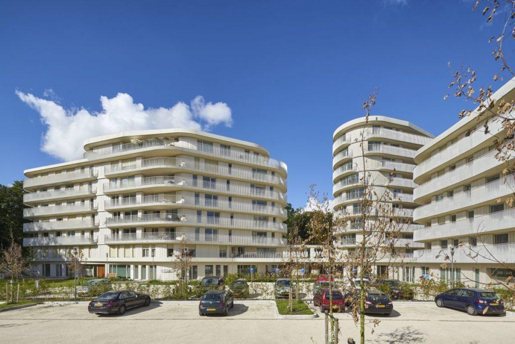 Woonzorgcomplex Nieuw Overbos door Drost + van Veen Architecten / van Veen architecten (Foto: Ronald Tilleman)