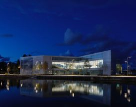 Bibliotheek Alexis de Tocqueville te Caen – OMA & Barcode Architects