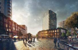 Stationsgebied Leiden krijgt De Geus