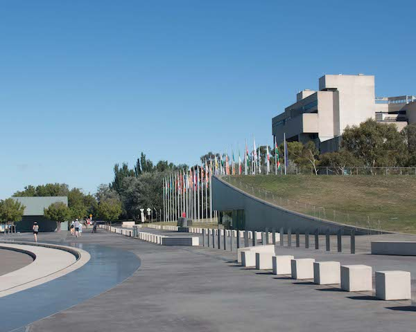Canberra (Court of Justice) (Foto: Catherine Koekoek)