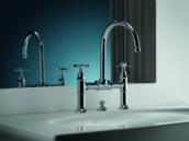 Advertorial – Perfect authentiek: AXOR Montreux. Nieuwe producten voor badkamer en keuken in jaren '20 stijl