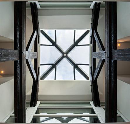Br parcbroekhuizen nieuwe lichtkoepel kap 443x420