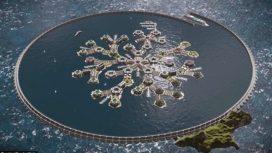 Delftse architecten helpen bij bouw eerste drijvende stad ter wereld