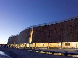 Katuaq Cultural Centre Greenland bestaat 20 jaar