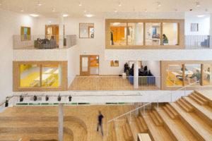 Energieneutraal Gymnasium Houthavens – Paul de Ruiter Architects
