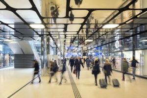 IJhal Amsterdam Centraal – Wiel Arets Architects