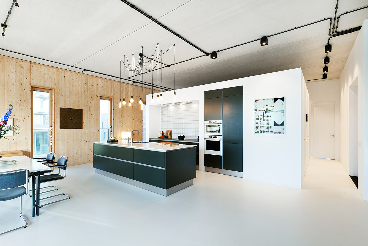 Interieur woning in patch22 bnla architecten de architect for Interieur architecten amsterdam