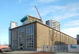 Dertig lofts in monumentaal transformatorgebouw Leiden