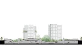 Haarlemse Heuvels wint prijsvraag Schalkwijk Midden