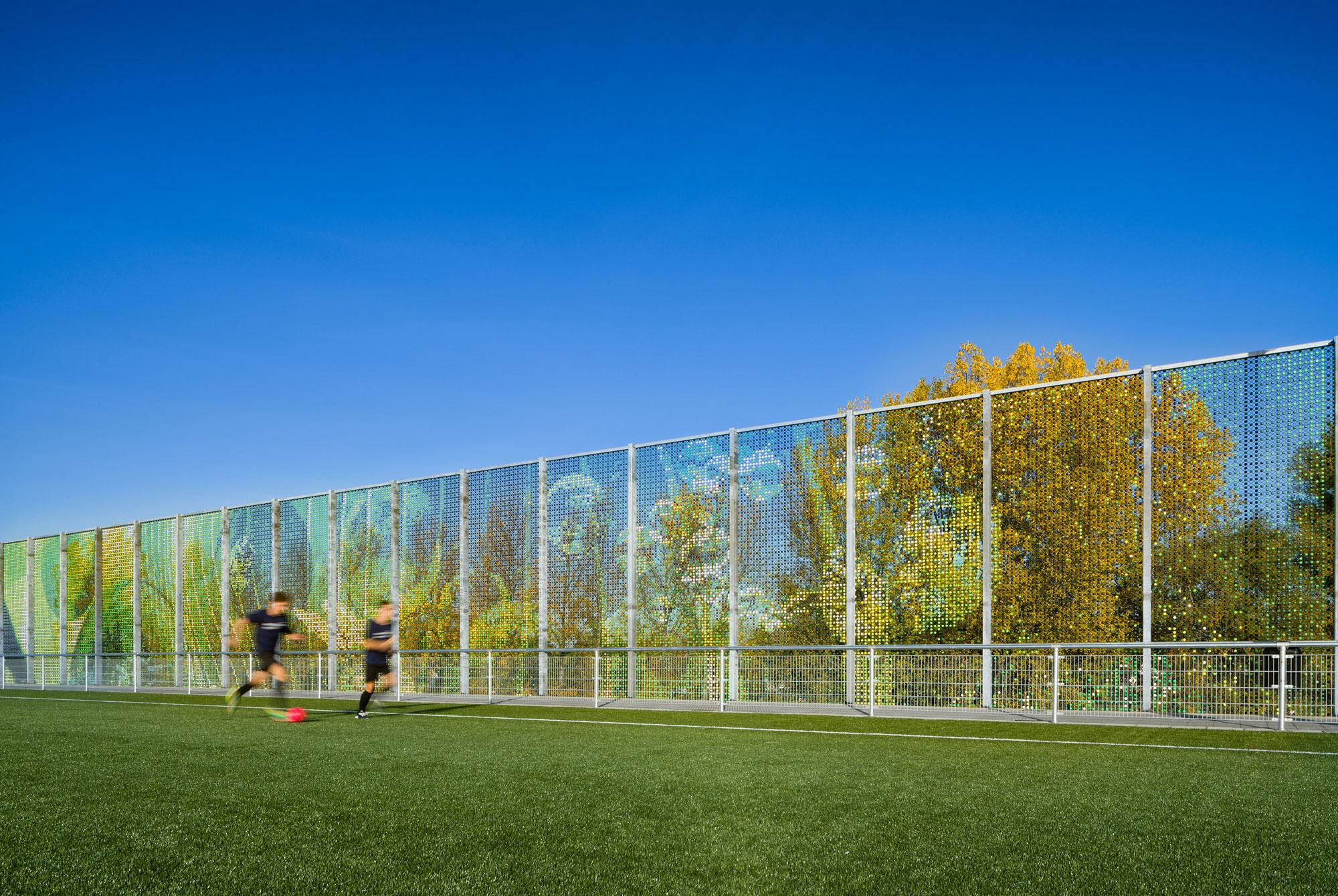 Sportpark willem alexander – moederscheimmoonen architects   de ...