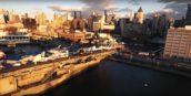 Video van de Week: New York City van boven