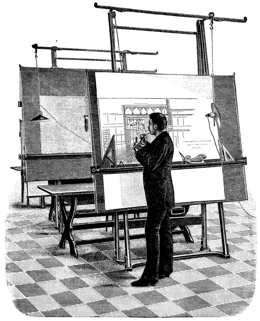 Architect als ontwerper
