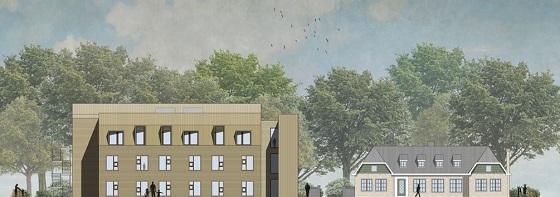 Conferentiehotel Huize Bergen door Jeanne Dekkers