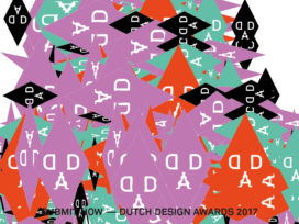 Aanmelding Dutch Design Awards 2017 gestart