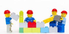 Legoland naar Scheveningen
