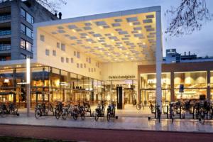 Gelderlandplein winkelcentrum van de Zuidas