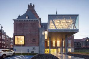 Sociaal Huis Halle – WAW architecten