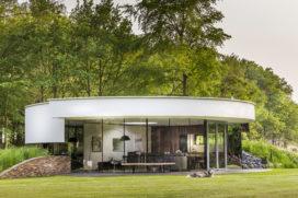 360 Villa in het bos – 123DV Architectuur