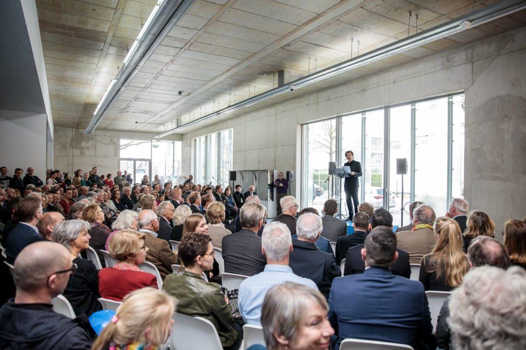 Bouwstart Depot Boijmans van Beuningen