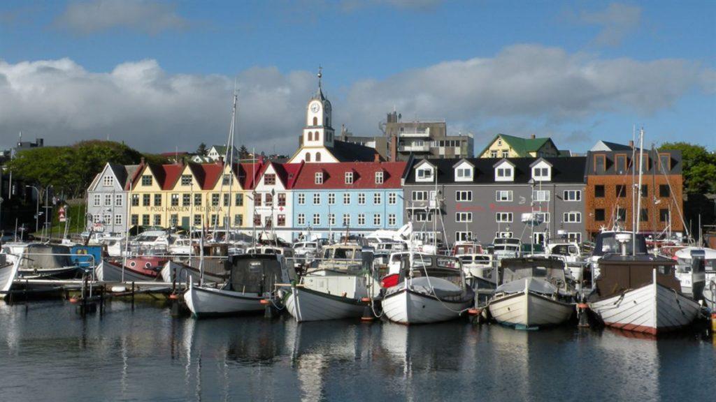 Minimetropool Blog Matthijs de Boer Tórshavn Faeröer eilanden