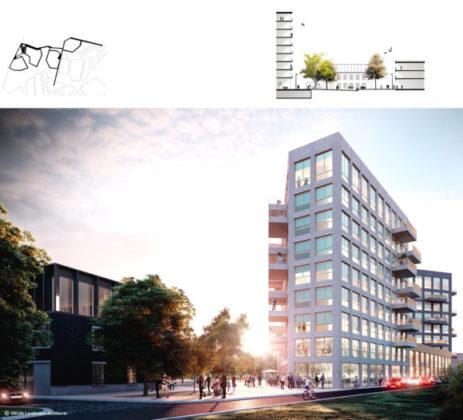 Delva landscape architects amsterdam steven delva ion veurne suikerpark montage suikertoren 580x526 463x420