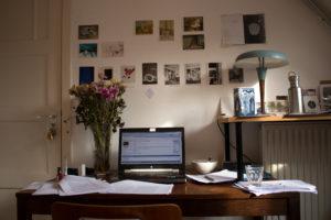 Blog: Afleiding is het brood van de schrijver