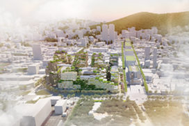 KCAP wint 'Sewoon District #4' in Seoul, Korea
