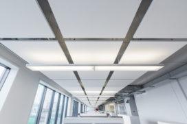 Plafondeiland creëert een aangename leefruimte