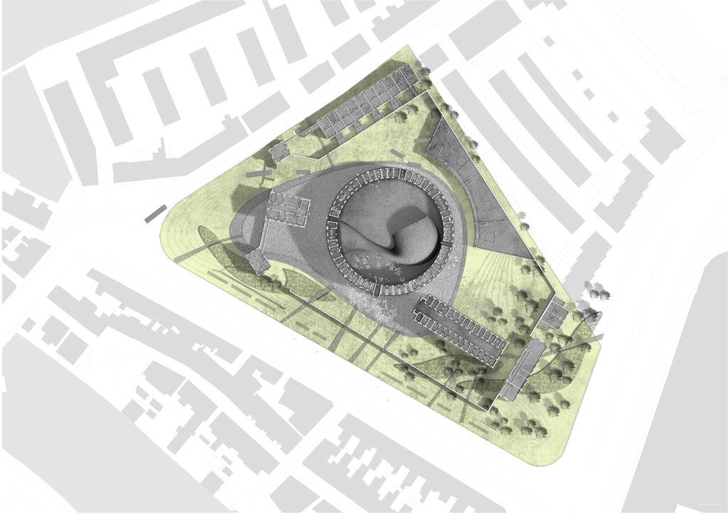 Afstudeerproject Annette Bos Koepelgevangenis Haarlem