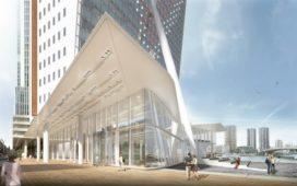 Start uitbreiding Toren op Zuid voor hoofdkantoor KPN