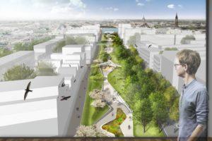 Lodewijk Baljon wint Van Leeuwenhoekpark Delft