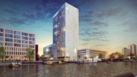 Van der Valk Hotel binnen stadsgrenzen Amsterdam