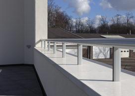 Superieure kwaliteit aluminium muurafdeksystemen Roval Aluminium