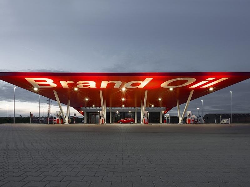 Winnaar Publieksprijs APA 2015: Tankstation Zutphen door Frank Vijftigschild (Maas architecten / Lochem)