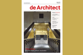 de Architect maart 2017 is uit