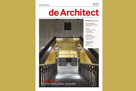de Architect, maart 2017