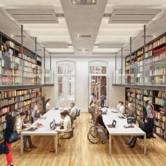 Bibliotheek UvA, scenario A
