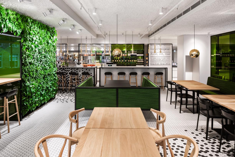 The kitchen bijenkorf utrecht i29 interior architects for Interieur bouwer