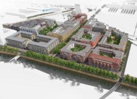 Leidsche Rijn Centrum resultaat nauwe samenwerking