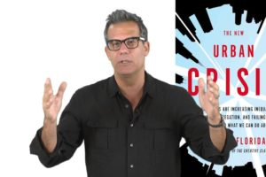 Richard Florida bepleit 'urbanism-for-all'