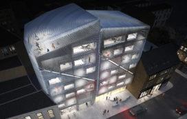 Matthijs la Roi's voorstel voor woongebouw Londen