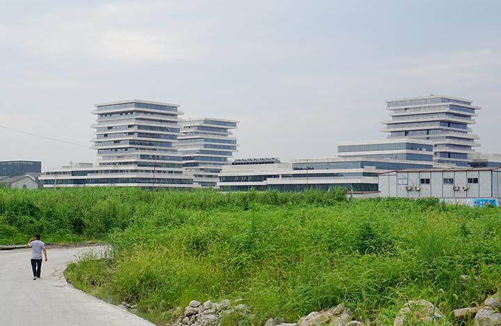 Feature Towns in China Kleiner slimmer en duurzamer Blog Joost van den Hoek